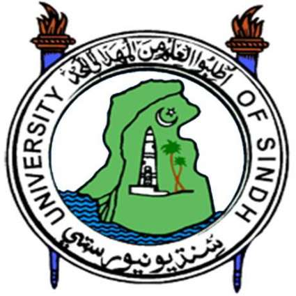 Sindh University Entry Test Date 2018 Sample Paper Online
