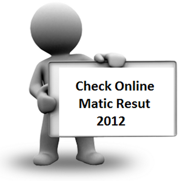 BISE Lahore Board Matric 10th supplementary Result 2012