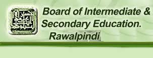 BISE Rawalpindi Board Matric 10th Supplementary Result 2018