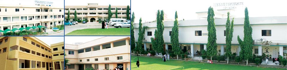 Jinnah University for Women Karachi Admissions 2016