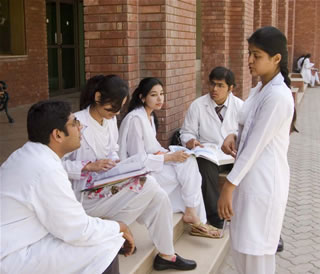 privategovernment medical colleges in lahore pakistan list