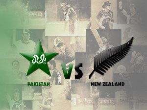 Pakistan vs New Zealand Schedule 2010-11