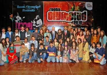 Roots National Olympiad 2010