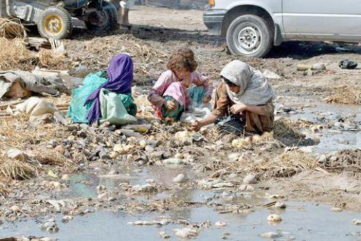 What is poverty in Pakistan