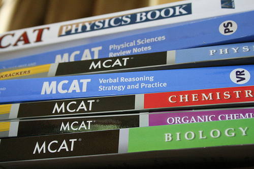 Contact Details for MCAT Test