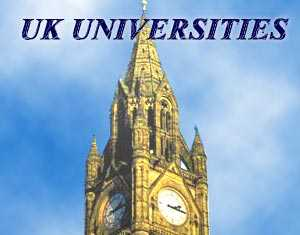 UK Top Colleges And Universities List