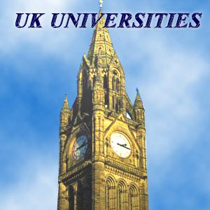 List of Colleges and Universities in UK