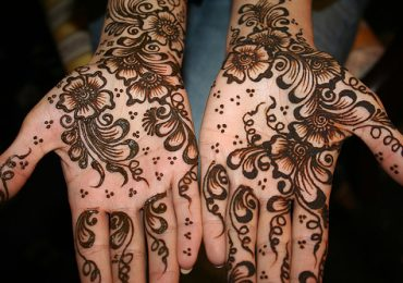 Latest Shadi Mehndi Designs 2017