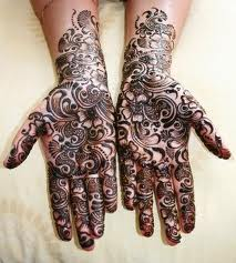 Latest Shadi Mehndi Designs 2015 3