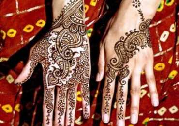 Latest Shadi Mehndi Designs 2018