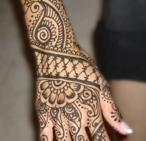 Latest Shadi Mehndi Designs 2015 8