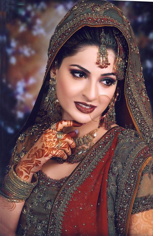 pakistani Bridal Dresses 2018 14