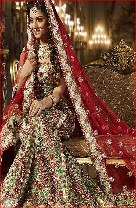 Pakistani Bridal Dresses 2018 15