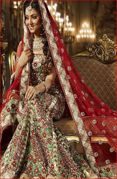 Pakistani Bridal Dresses 2018 15