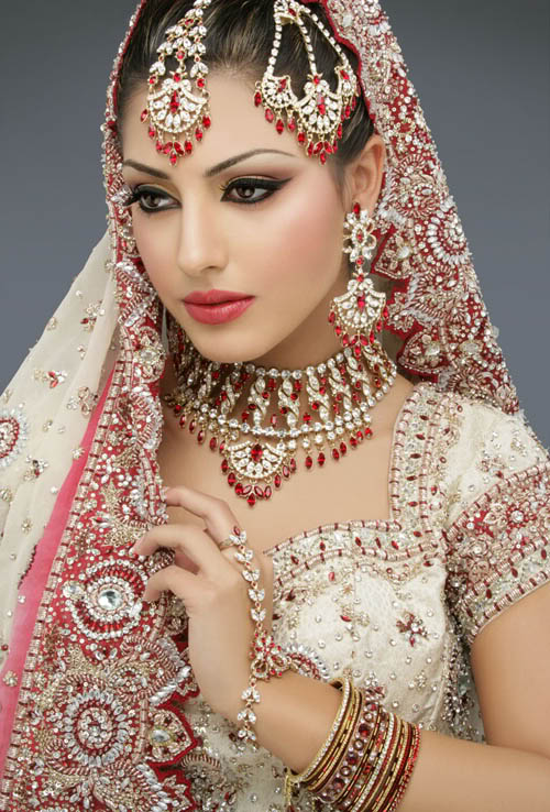 Pakistani Bridal Dresses 2011