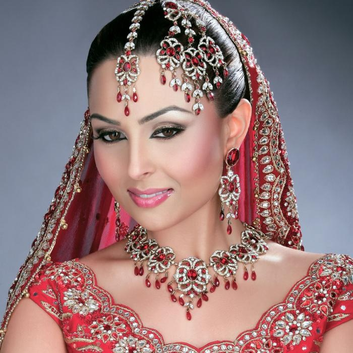 Pakistani Bridal Jewellery Collection 2018 1