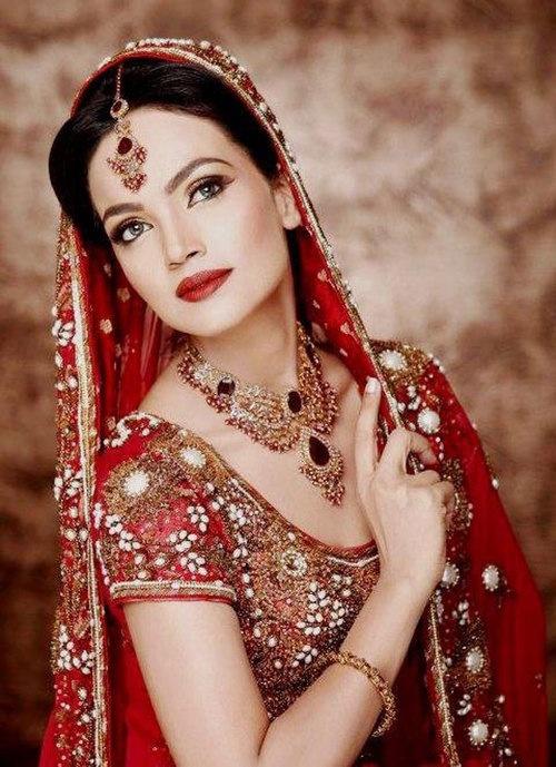 Pakistani Bridal Jewellery Collection 2018 10