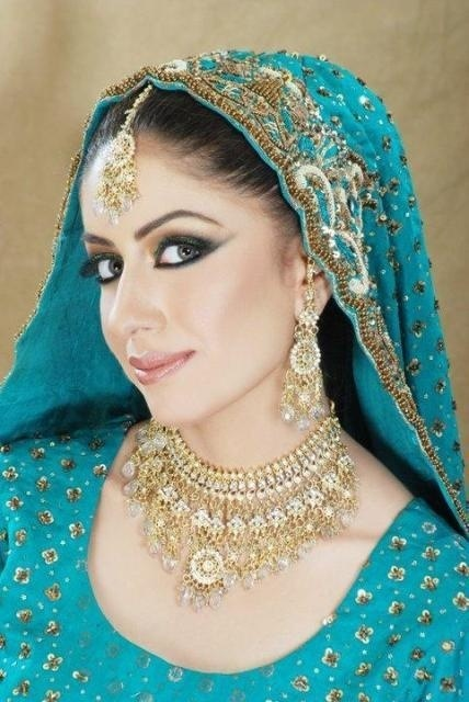 Pakistani Bridal Jewellery Collection 2018 11