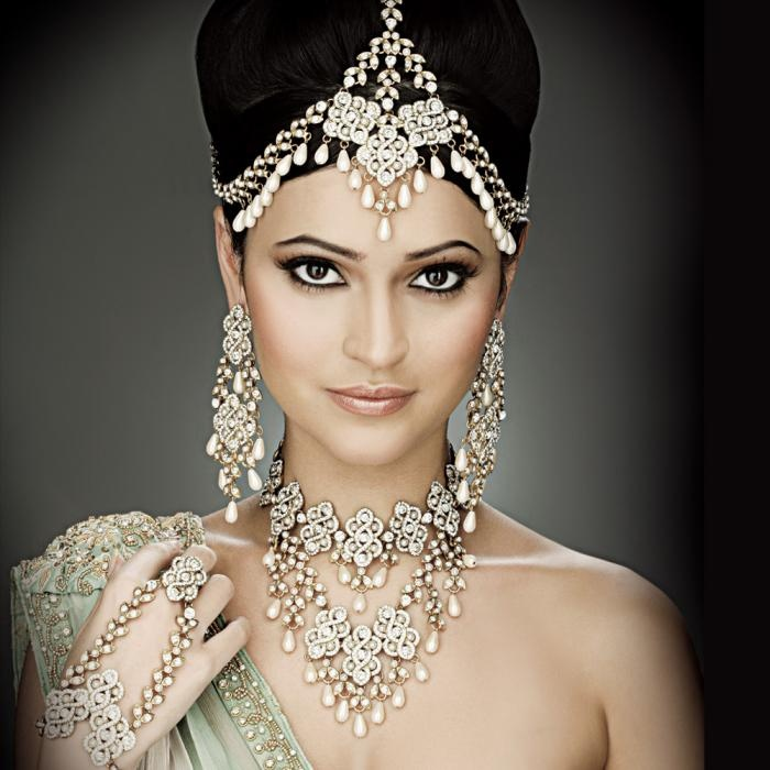 Pakistani Bridal Jewellery Collection 2018 21
