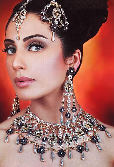 Latest Pakistani Bridal Jewelry Designs 2018 5