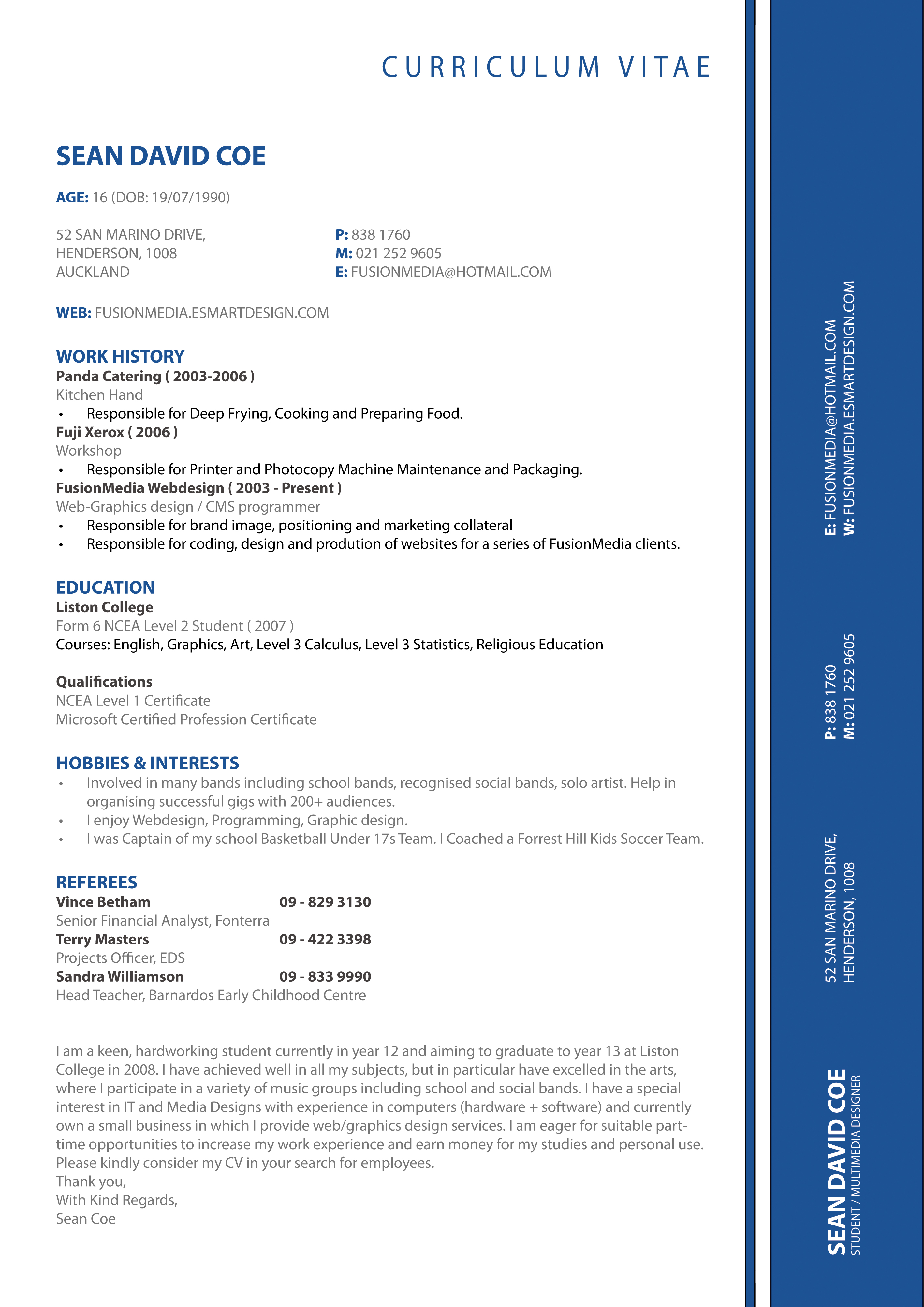 CV Format,Design,CV Templates,CV Samples,Example-12