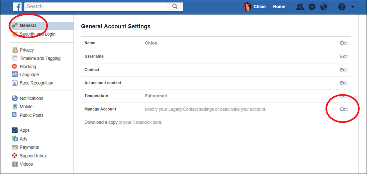 How To Delete Your Facebook Account on Mobile