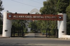 Allama Iqbal Medical College AIMC Lahore