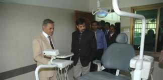 Karachi Medical College Admission Policy 2011