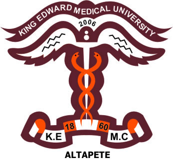 King Edward Medical University Lahore Merit List 2018