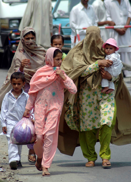 Pakistan Population According To 2017 Census