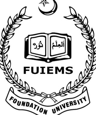 Foundation University Islamabad Spring Admission 2019