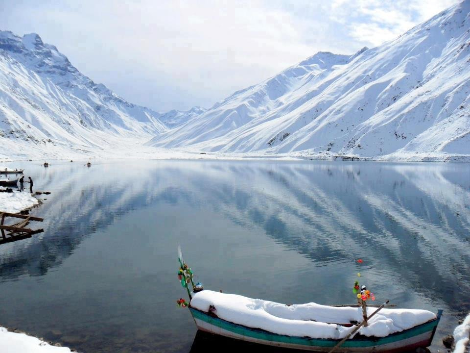 Lake Saif-ul-Malook Tourist Places In Pakistan To Visit
