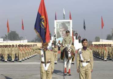 Career in Pakistan Army