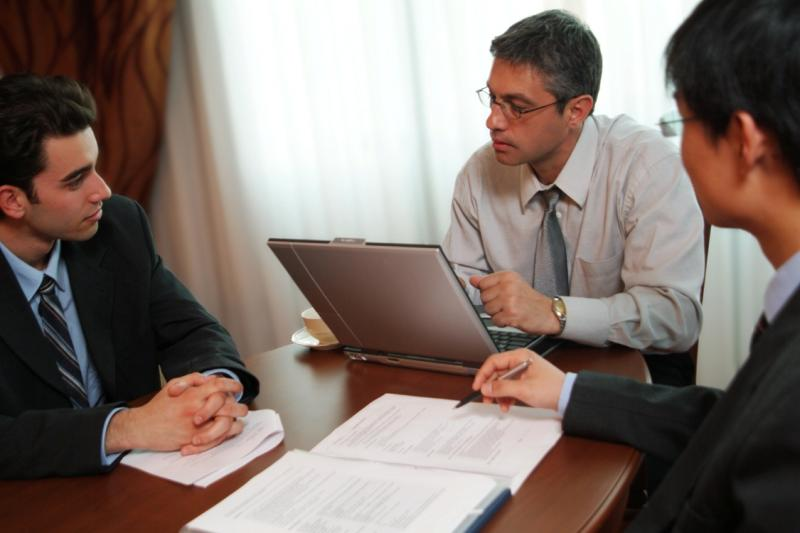 Career as business consultant