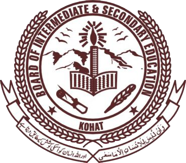 BISE Kohat Board Matric Result 2019 By Roll Number, Name