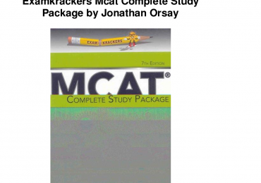 Most Recommended Books for Preparation of MCAT Test 2016