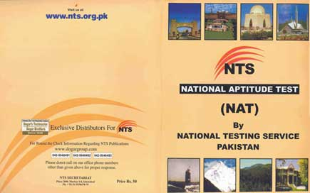 national aptitude tests NAT Schedule 2014