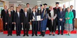 Educational Seminar Jinggangshan University, China