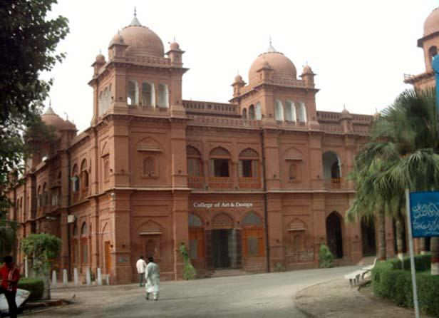 Department Of Art And Design Punjab University