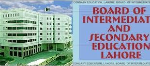 Lahore Board 9th Class Position Holders 2019 Name Marks