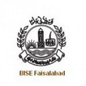 BISE Faisalabad Board Inter Part 1, 2 Date Sheet 2014