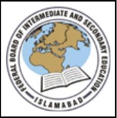 Federal Board Intermediate Result 2012