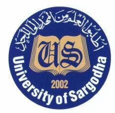 University of Sargodha MA, MSc Date sheet 2015