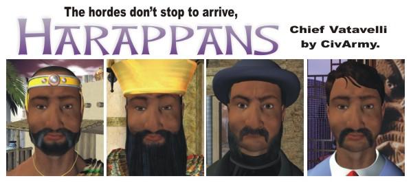 harappa and mohenjo daro civilization