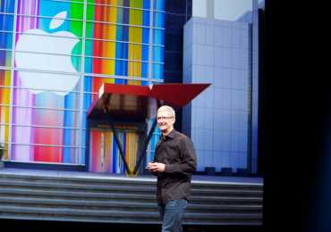 iPhone 5 Launch Ceremony