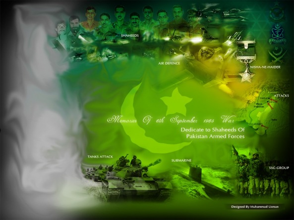 Essay On 6th September Defence Day Of Pakistan