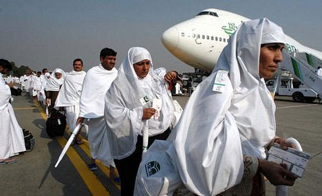 PIA Announced Hajj Flights Schedule 2012
