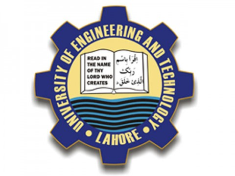 UET Lahore Entry Test 2012 Date Sheet and Schedule