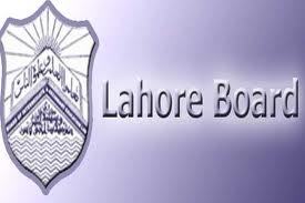 BISE Lahore Intermediate Supplementary Exam 2012