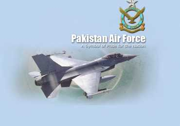Join Pakistan Air Force